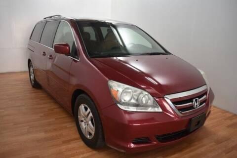 2006 Honda Odyssey for sale at Paris Motors Inc in Grand Rapids MI