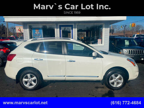 2013 Nissan Rogue for sale at Marv`s Car Lot Inc. in Zeeland MI