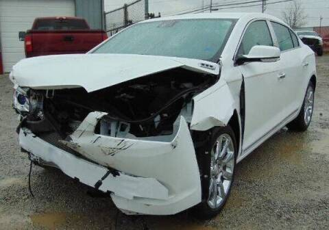 2014 Buick LaCrosse for sale at Kenny's Auto Wrecking in Lima OH