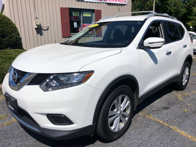 2016 Nissan Rogue for sale at Mehan's Auto Center in Mechanicville NY