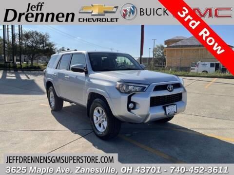 2017 Toyota 4Runner for sale at Jeff Drennen GM Superstore in Zanesville OH