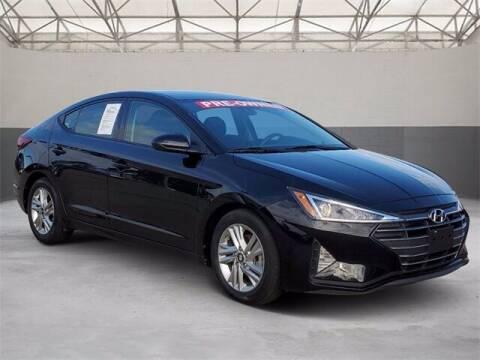 2020 Hyundai Elantra for sale at Gregg Orr Pre-Owned Shreveport in Shreveport LA