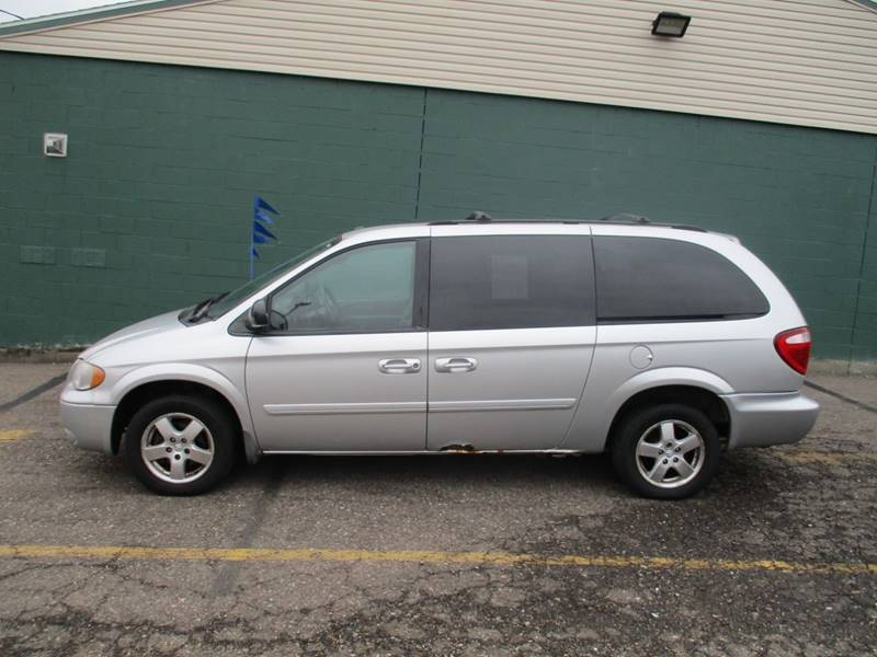 2007 Dodge Grand Caravan SXT 4dr Extended Mini-Van - Alliance OH