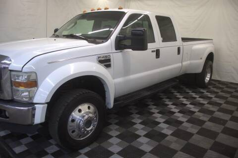 2008 Ford F-450 Super Duty for sale at AH Ride & Pride Auto Group in Akron OH