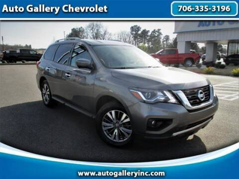 2018 Nissan Pathfinder for sale at Auto Gallery Chevrolet in Commerce GA