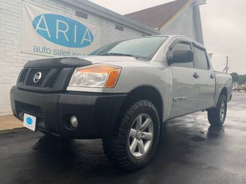 2011 Nissan Titan for sale at ARIA  AUTO  SALES - ARIA AUTO SALES INC.COM in Raleigh NC
