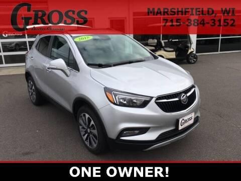 2018 Buick Encore for sale at Gross Motors of Marshfield in Marshfield WI