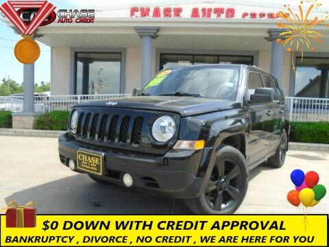 2014 Jeep Patriot for sale at Chase Auto Credit in Oklahoma City OK