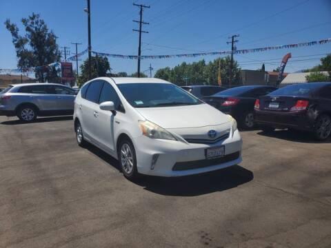 2013 Toyota Prius v for sale at Silver Star Auto in San Bernardino CA