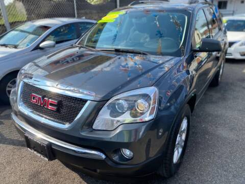 2012 GMC Acadia for sale at Middle Village Motors in Middle Village NY