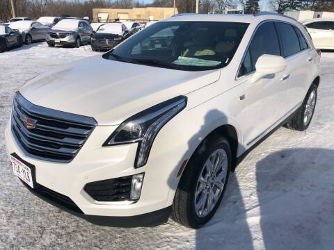 2017 Cadillac XT5 for sale at SUNSET CURVE AUTO PARTS INC in Weyauwega WI