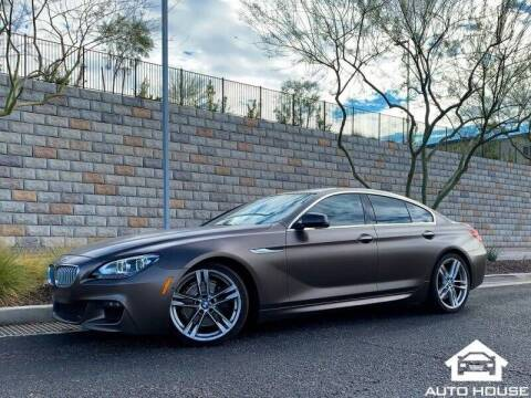 2013 BMW 6 Series for sale at MyAutoJack.com @ Auto House in Tempe AZ