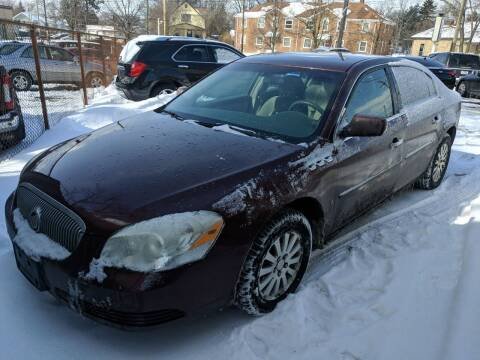 2006 Buick Lucerne for sale at Richland Motors in Cleveland OH