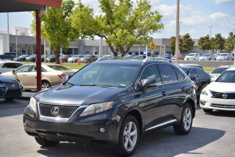 2010 Lexus RX 350 for sale at Motor Car Concepts II - Apopka Location in Apopka FL