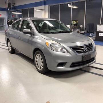 2012 Nissan Versa for sale at Simply Better Auto in Troy NY