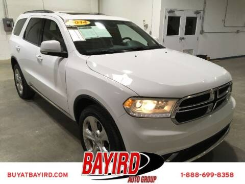 2014 Dodge Durango for sale at Bayird Truck Center in Paragould AR