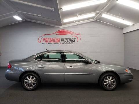 2007 Buick LaCrosse for sale at Premium Motors in Villa Park IL