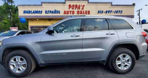2014 Jeep Grand Cherokee for sale at Popas Auto Sales in Detroit MI