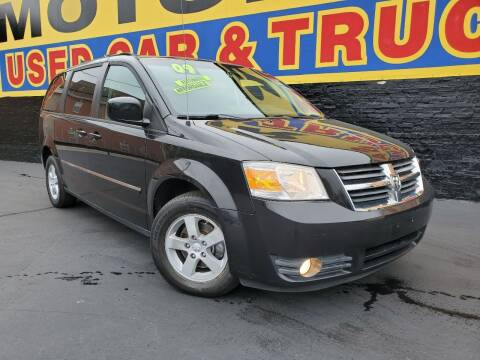 2009 Dodge Grand Caravan for sale at B & R Motor Sales in Chicago IL