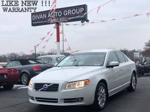 2011 Volvo S80 for sale at Divan Auto Group in Feasterville PA