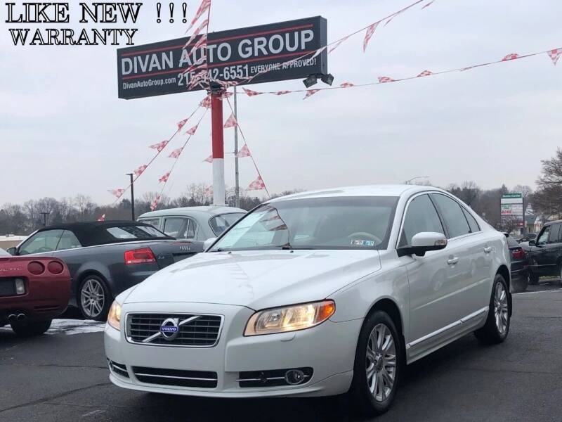 2011 Volvo S80 for sale at Divan Auto Group in Feasterville Trevose PA