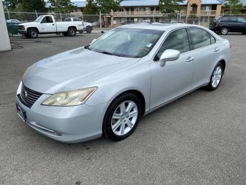 2007 Lexus ES 350 for sale at TacomaAutoLoans.com in Lakewood WA