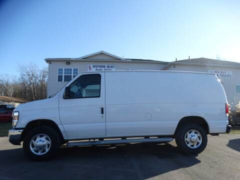 2010 Ford E-Series Cargo for sale at SOUTHERN SELECT AUTO SALES in Medina OH