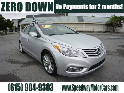 2013 Hyundai Azera for sale at Speedway Motors in Murfreesboro TN