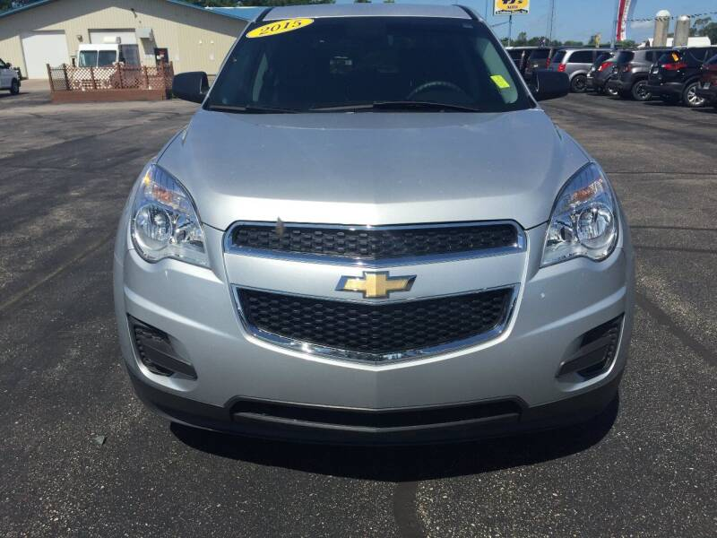 2015 Chevrolet Equinox AWD LS 4dr SUV - Wisconsin Rapids WI