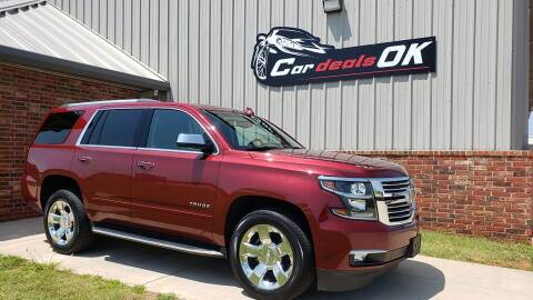 2019 Chevrolet Tahoe for sale at Car Deals OK in Oklahoma City OK