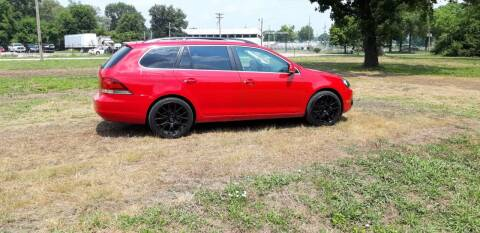 2012 Volkswagen Jetta for sale at Rustys Auto Sales - Rusty's Auto Sales in Platte City MO