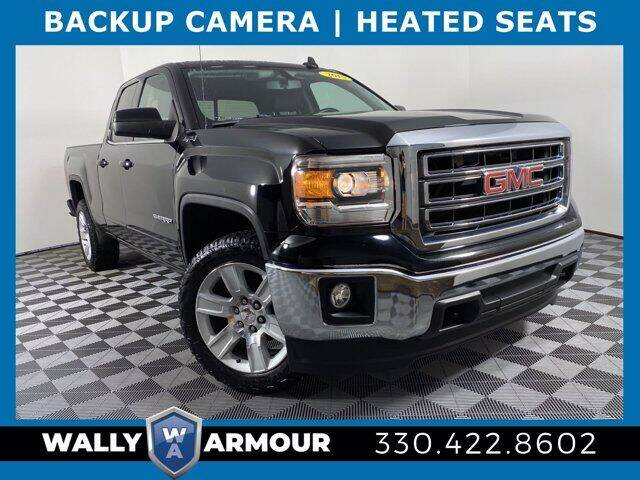 2015 GMC Sierra 1500 for sale at Wally Armour Chrysler Dodge Jeep Ram in Alliance OH