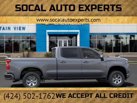 2021 Chevrolet Silverado 1500 for sale at SoCal Auto Experts in Culver City CA