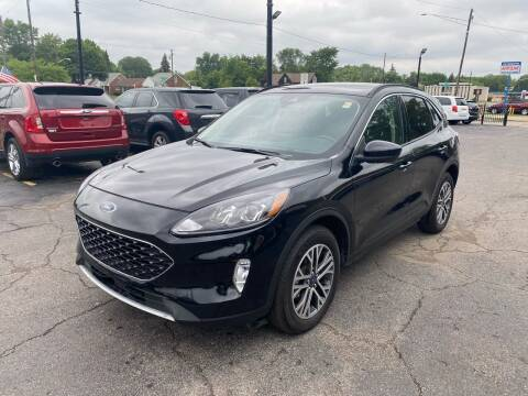 2020 Ford Escape for sale at Billy Auto Sales in Redford MI