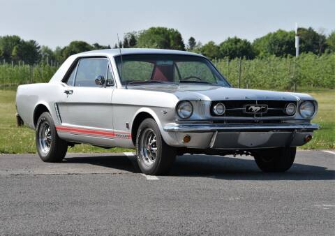 1965 Ford Mustang for sale at Van Allen Auto Sales in Valatie NY