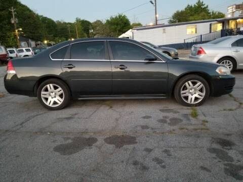 2013 Chevrolet Impala for sale at DREWS AUTO SALES INTERNATIONAL BROKERAGE in Atlanta GA