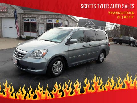 2006 Honda Odyssey for sale at Scotts Tyler Auto Sales in Wilmington IL