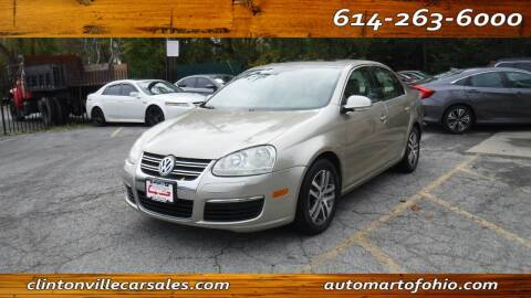 2006 Volkswagen Jetta for sale at Clintonville Car Sales - AutoMart of Ohio in Columbus OH