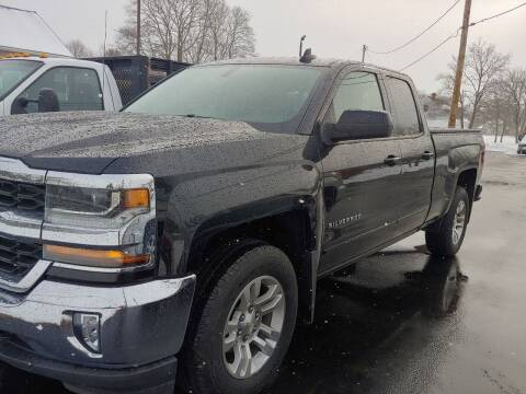 2017 Chevrolet Silverado 1500 for sale at Wayside Auto Sales in Seekonk MA