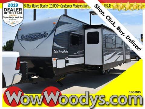 2016 Keystone Springdale 303BH for sale at WOODY'S AUTOMOTIVE GROUP in Chillicothe MO