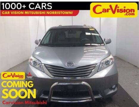 2014 Toyota Sienna for sale at Car Vision Buying Center in Norristown PA