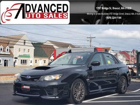 2011 Subaru Impreza for sale at Advanced Auto Sales in Dracut MA