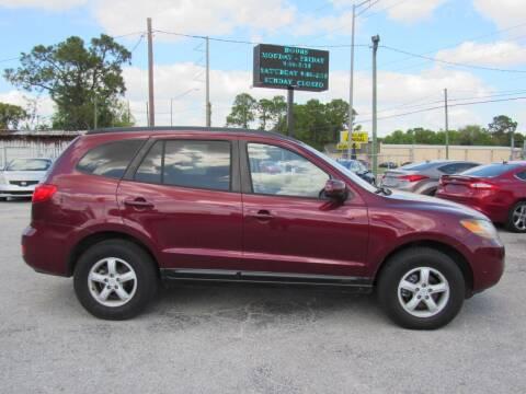 2008 Hyundai Santa Fe for sale at Checkered Flag Auto Sales EAST in Lakeland FL