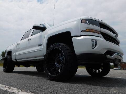 2018 Chevrolet Silverado 1500 for sale at Used Cars For Sale in Kernersville NC
