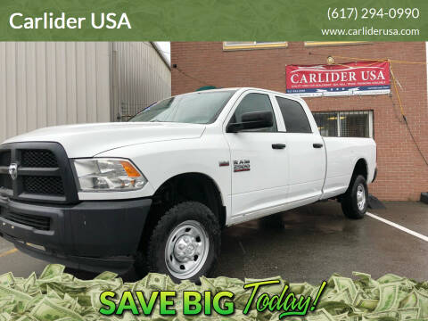 2014 RAM Ram Pickup 2500 for sale at Carlider USA in Everett MA