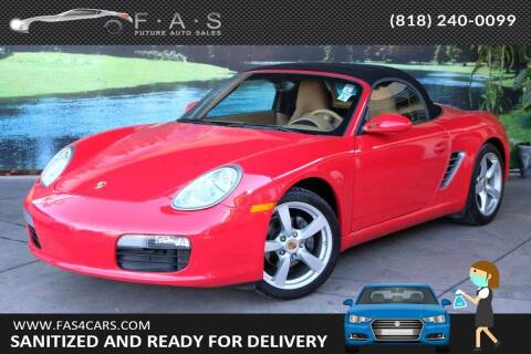 2008 Porsche Boxster for sale at Best Car Buy in Glendale CA