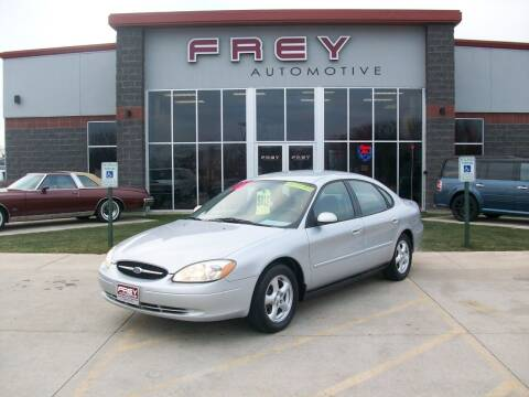 2003 Ford Taurus for sale at Frey Automotive in Muskego WI