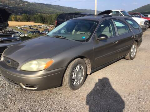 2005 Ford Taurus for sale at Troys Auto Sales in Dornsife PA