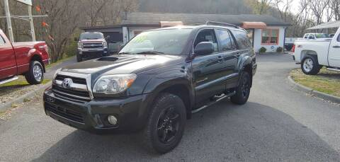 2006 Toyota 4Runner for sale at Kerwin's Volunteer Motors in Bristol TN