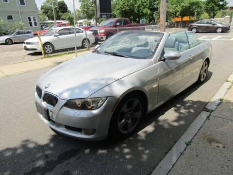 2007 BMW 3 Series for sale at Boston Auto Sales in Brighton MA
